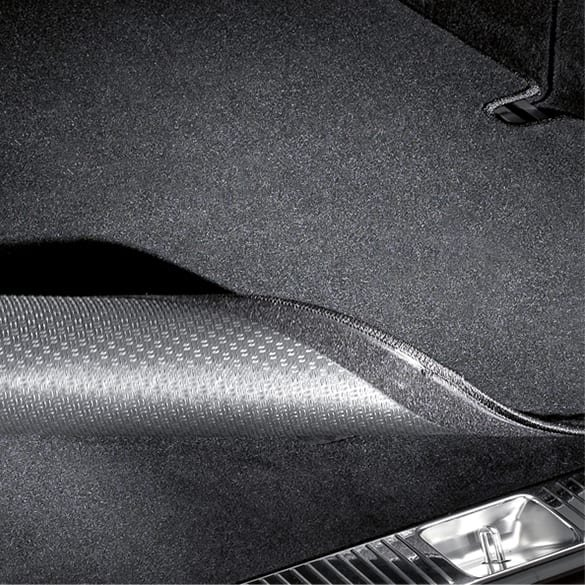 reversible mat with velcro strip GLS X167 genuine Mercedes-Benz