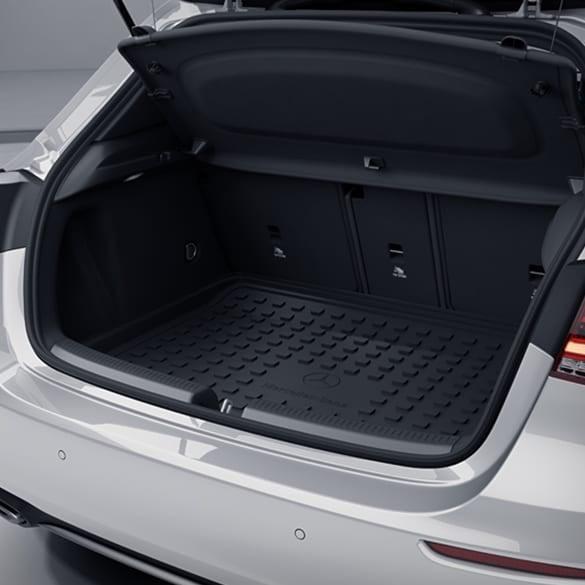 Kofferraum Wanne gummiert für Mercedes A-Klasse W177 Hatchback 2018 Hinweis