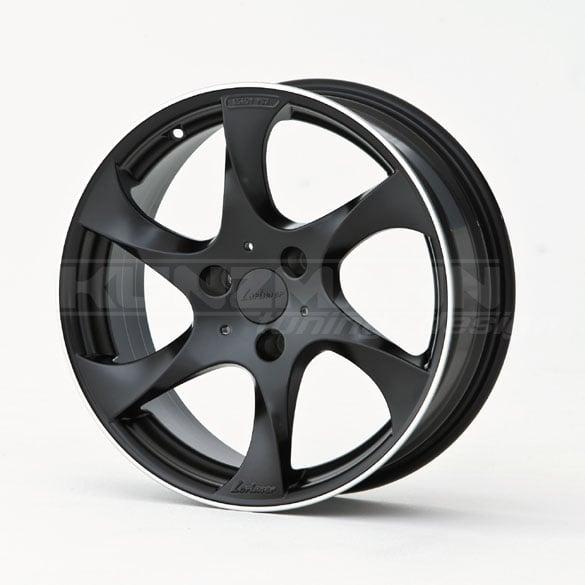 lorinser speedy light alloy wheels smart fortwo 453 genuine lorinser. Black Bedroom Furniture Sets. Home Design Ideas