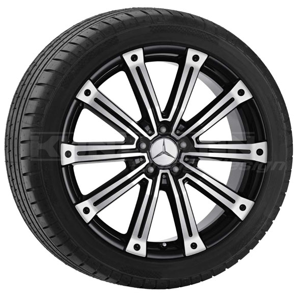 Mercedes benz light alloy wheels tomeko mercedes benz ml for Mercedes benz mag wheels