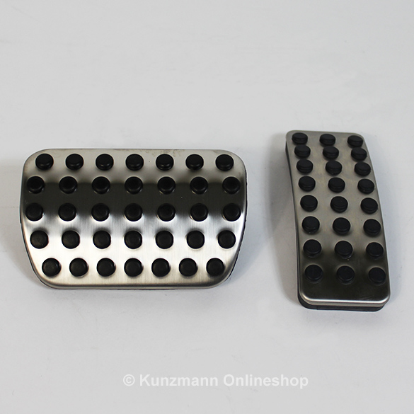 original sport pedal caps set | CLA-Class W117 AMG | Mercedes-Benz