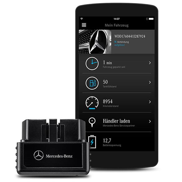 Mercedes Me Adapter Connect Me Original Mercedes Benz