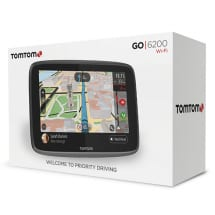 tomtom go 6200 world navigationsger t navi. Black Bedroom Furniture Sets. Home Design Ideas