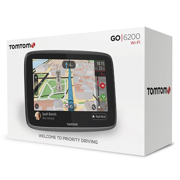 tomtom go 6200 world navigationsger t 6 zoll pkw navi wi. Black Bedroom Furniture Sets. Home Design Ideas