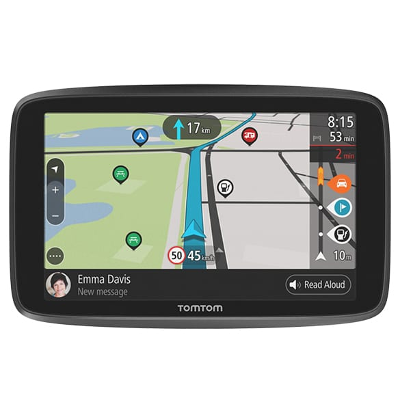tomtom go camper world 6 zoll navigationsger t navigation. Black Bedroom Furniture Sets. Home Design Ideas