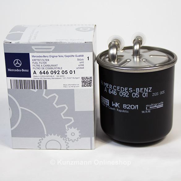 genuine mercedes benz fuel filter a6460920501 diesel Mercedes-Benz ML320 Fuel Filter