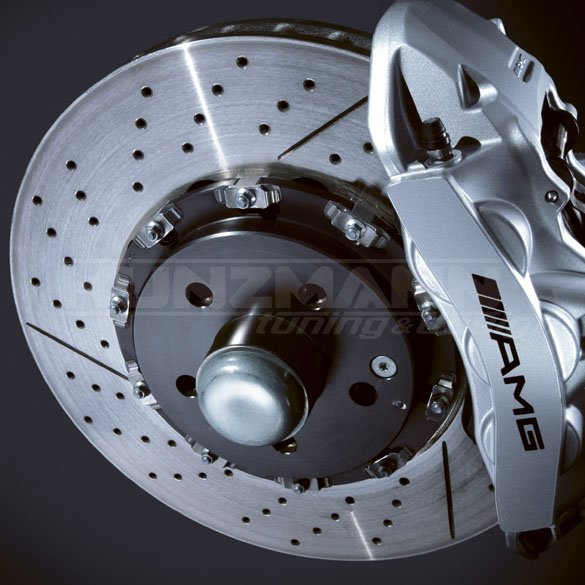 AMG Brake Disc | rear | Mercedes-Benz S 63 AMG W221