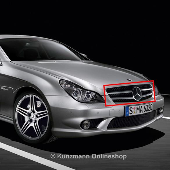 Cls 63 Amg Radiator Grill Cls W219 Genuine Mercedes Benz