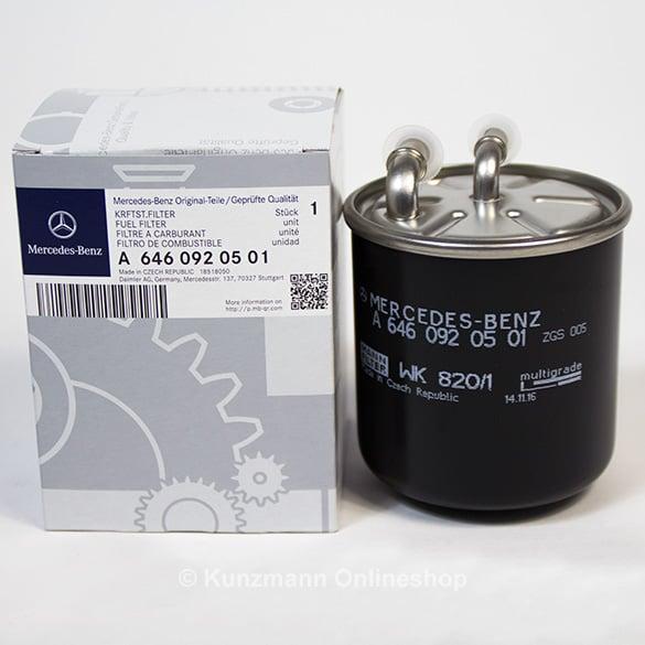 original mercedes-benz | krafstofffilter diesel | a6460920501
