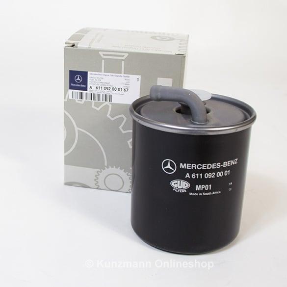 original mercedes benz kraftstofffilter a6110920001. Black Bedroom Furniture Sets. Home Design Ideas