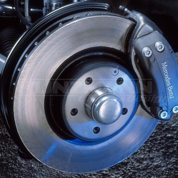 Bremspacken Mercedes T Cdi