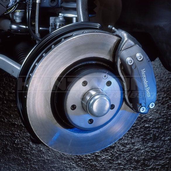 Rear Brake Discs S Class W221 S 320 Cdi 4matic Amg