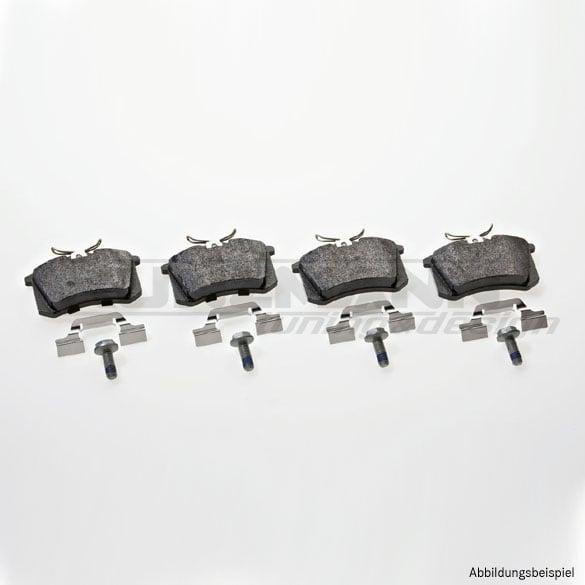 HINTEN f/ür Seat Alhambra VW Sharan Bel/äge 2 BREMSSCHEIBEN /Ø 294mm 5 LOCH