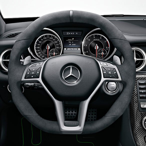 slk 55 amg performance lenkrad dunkle ziern hte c klasse. Black Bedroom Furniture Sets. Home Design Ideas