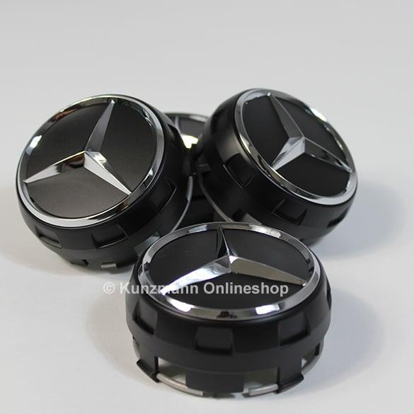 Mercedes-Benz Nabenkappen Nabendeckel hup cap W219 C219 W218 C218 CLS AMG