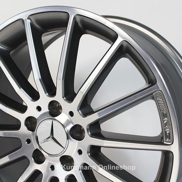 Mercedes W  Inch Wheels
