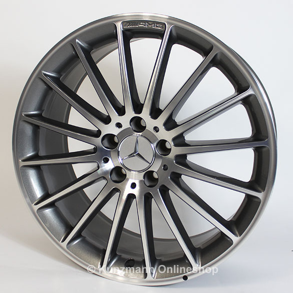 original amg 19 zoll felgen rims cla w117 cla 45 amg. Black Bedroom Furniture Sets. Home Design Ideas