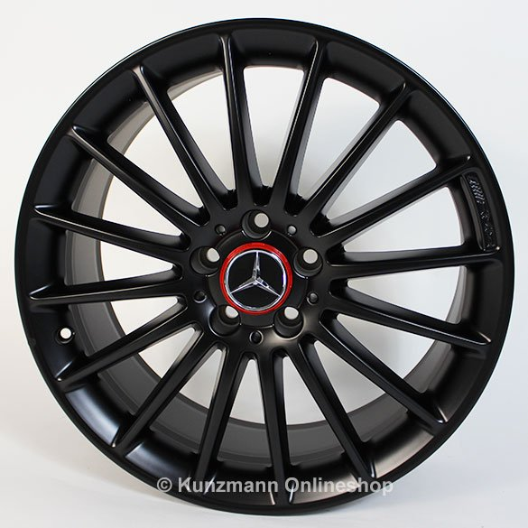AMG 19 inch rim set | A-Class W176 | Styling V / 5 from ...
