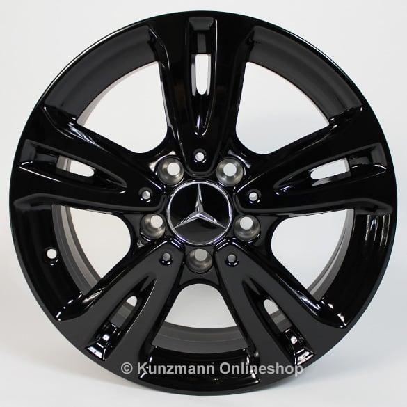 Mercedes Cla  Amg With Wheels