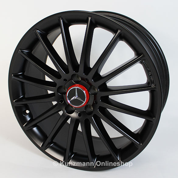 Amg 19 Inch Summer Complete Wheels A Class W176