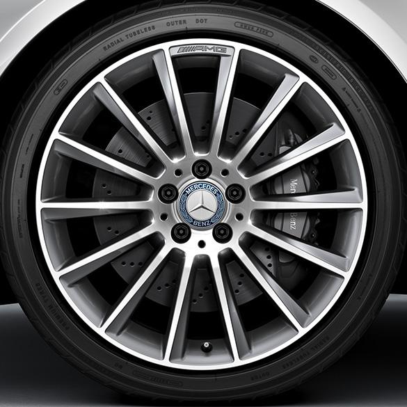 Mercedes Benz Original Rims: AMG 19-inch Summer-Complete Wheels CLS-Class W218 Multi