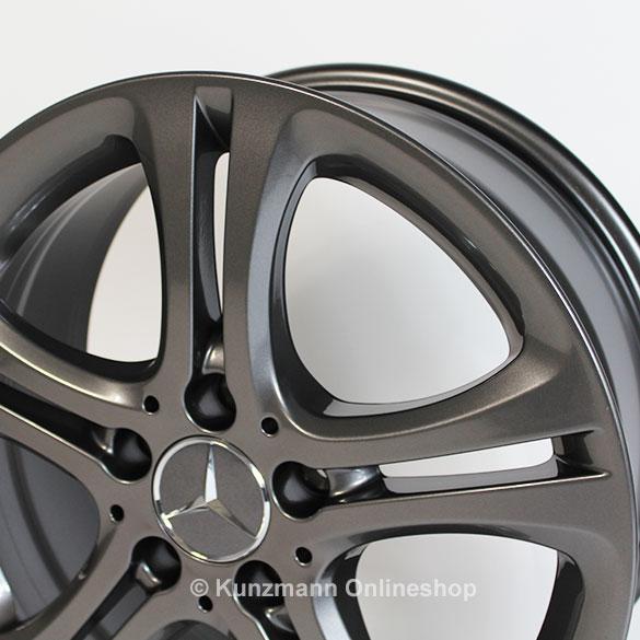 original mercedes benz b klasse w246 felgen wheels 17 zoll. Black Bedroom Furniture Sets. Home Design Ideas