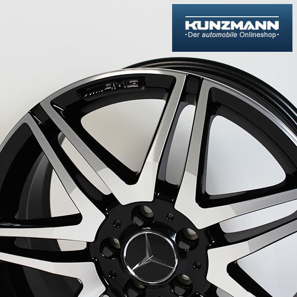 Winter Tires For Sale >> AMG 18 inch rim set | C-Class W204 | Genuine Mercedes-Benz ...