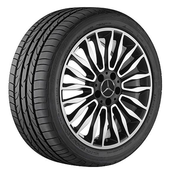 Mercedes benz 18 inch set of rims c class w205 multi for Mercedes benz 18 inch rims