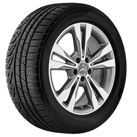 Mercedes Benz C Class Tyre Pressure