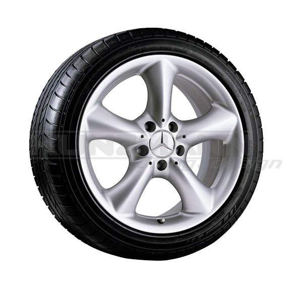 17 inch light alloy wheels adharaz clk class w209. Black Bedroom Furniture Sets. Home Design Ideas