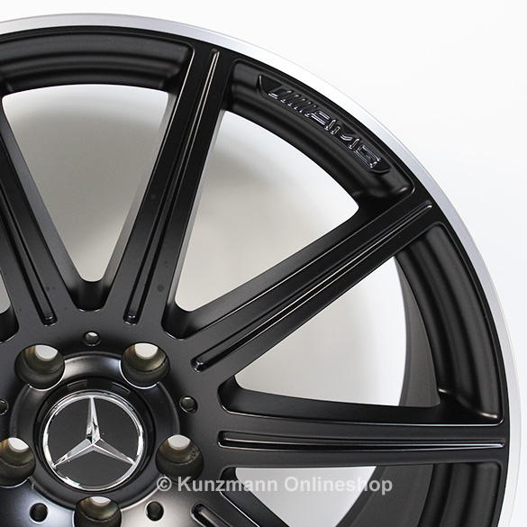 Mercedes C Amg Oem Wheel Caps