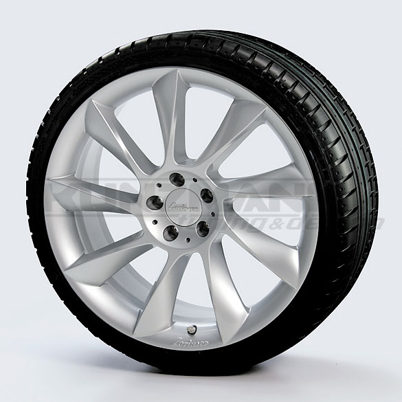 Lorinser rs8 light alloy wheels complete wheels mercedes for Mercedes benz mag wheels