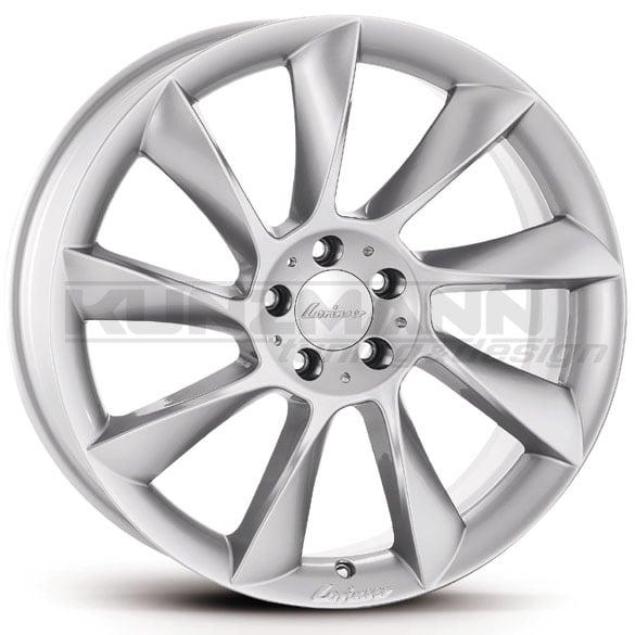 Lorinser Rs8 Light Alloy Wheels Mercedes Benz Clk W209
