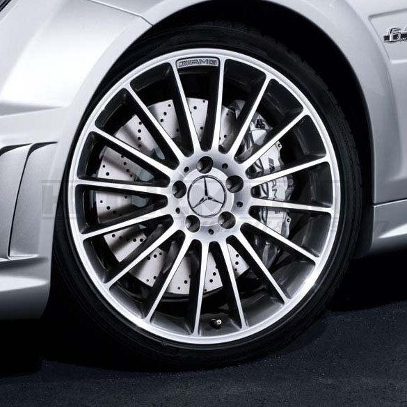 Amg Styling V Light Alloy Wheels With Tires 19 Inch