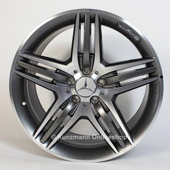 Amg Rims Triplespeichen Design Mercedes Benz E Klasse