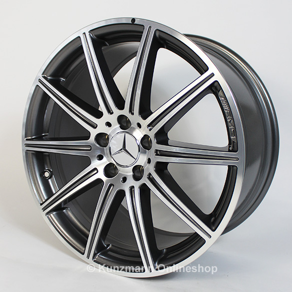 E 63 amg 19 inch alloy wheel set 10 spoke alloy wheels for Mercedes benz mag wheels