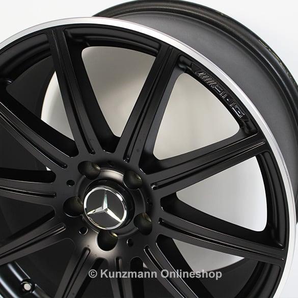 E 63 amg 19 inch alloy wheel set 10 spoke alloy wheels for Mercedes benz amg alloy wheels