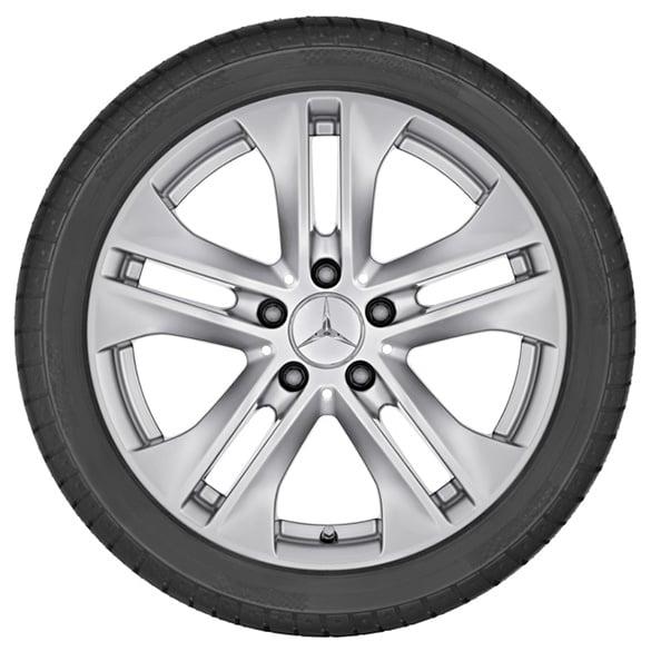 Mercedes Benz Original Rims: Original Mercedes-Benz Snow Wheels
