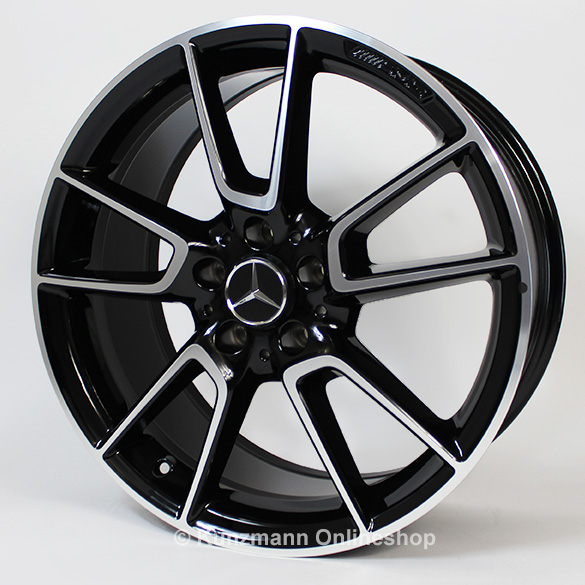 E43 amg 20 inch alloy wheel set mercedes benz e class w213 for Mercedes benz 20 inch wheels