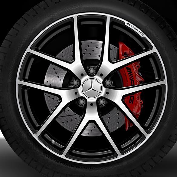 Original Mercedes Benz Wheel