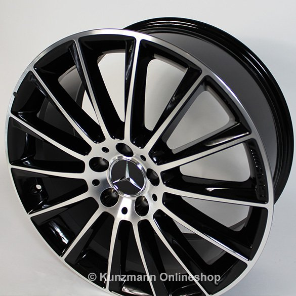 Mercedes Benz E Class Oem Wheels