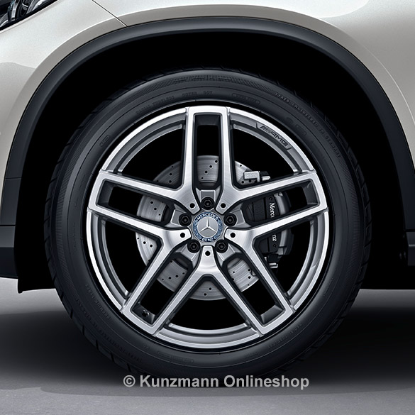 Amg snow wheels 1 set 21 inch gle coup c292 with for Mercedes benz winter tires