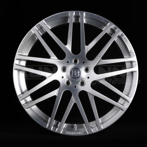 Original Brabus Monoblock F Alloy Wheels Mercedes Benz M