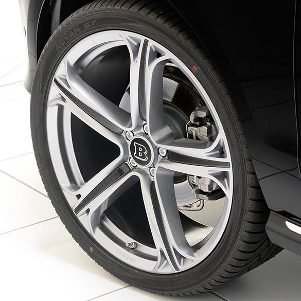 Toyota 4runner For Sale In Chicago: Brabus 20 Inch Light-aluminium-rims Set Monoblock T 5