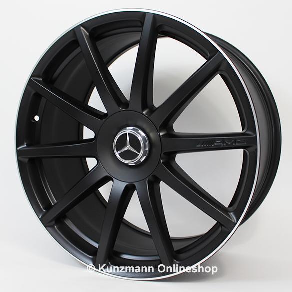 Amg forged rims 10 spoke design mercedes benz s class for Mercedes benz original wheels