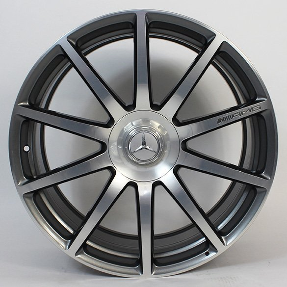 S 63 amg 20 inch forged alloy wheel set 5 twin spoke s for Mercedes benz 20 inch wheels