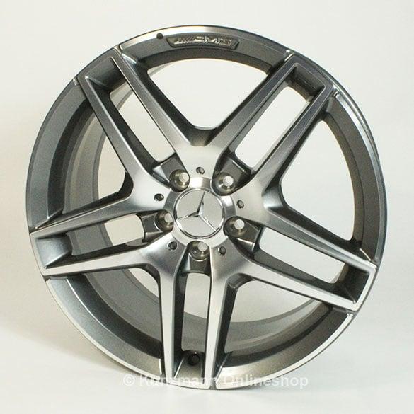 Amg felgen s klasse w222 19 zoll original mercedes benz for Mercedes benz original
