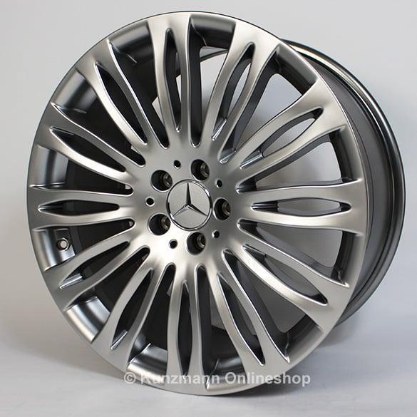 Inch Chrome Mercedes Wheels