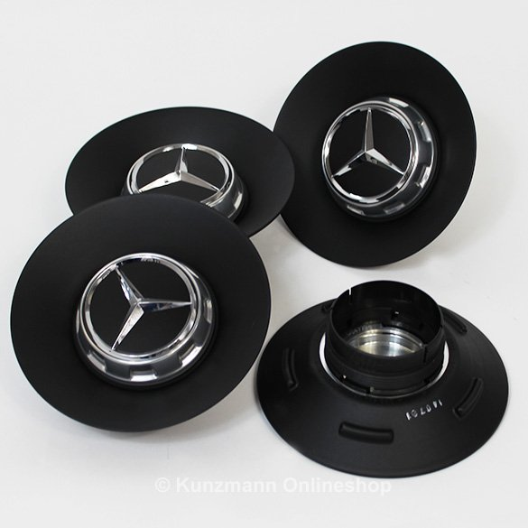 amg hub caps cover forged wheel mercedes benz s class