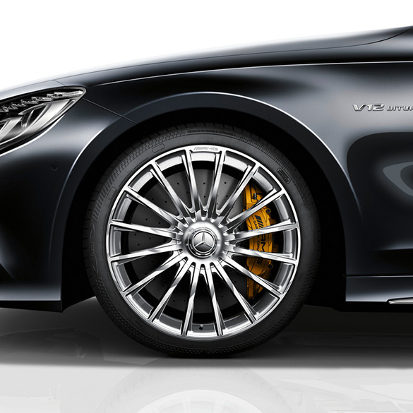 S 65 amg 20 inch forged alloy wheel set multispoke s class for Mercedes benz 20 inch wheels